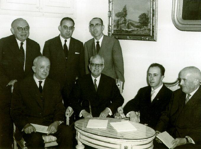 Membres del jurat 1960