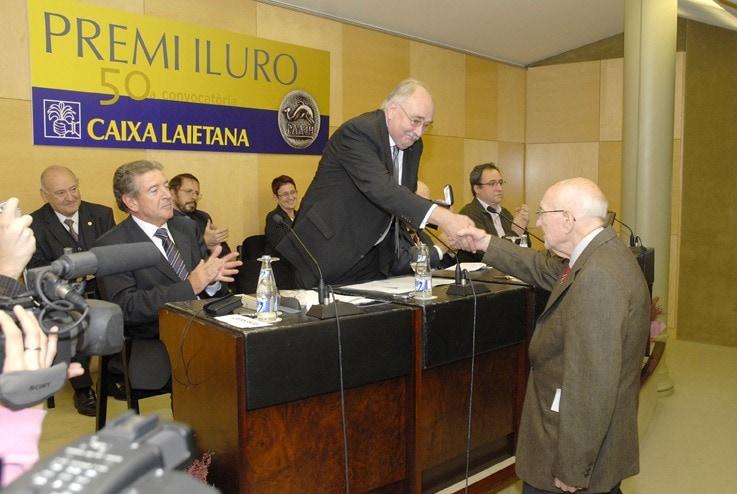 Premi Iluro 2008