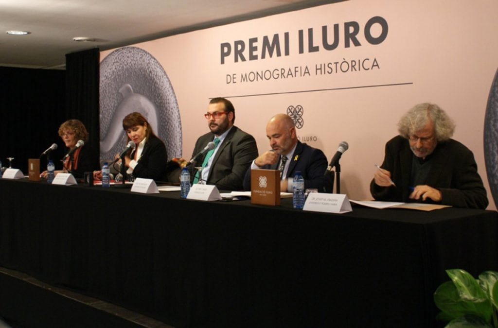 Joan Giménez guanya el premi Iluro amb una monografia sobre la repressió franquista a Mataró   El Periódico de Catalunya