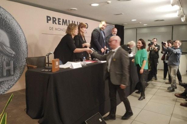 El premi Iluro torna a quedar desert   El Tot Mataró