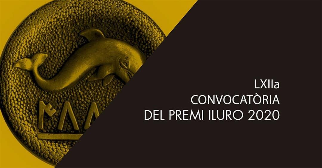 LXIIa convocatòria del Premi Iluro 2020